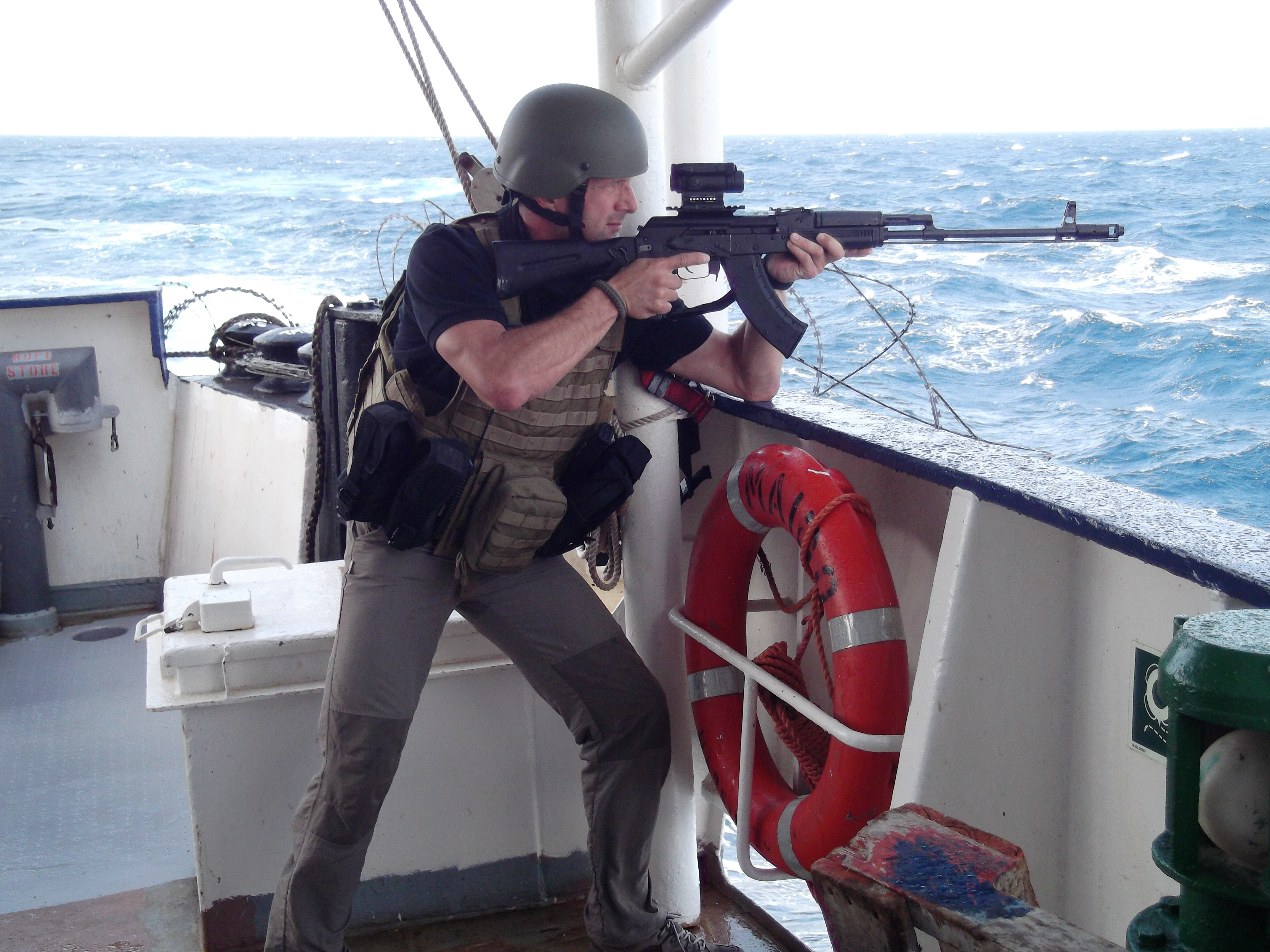 protection maritime