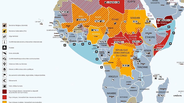 Zone afrique